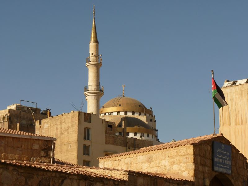 Madaba in Jordanien